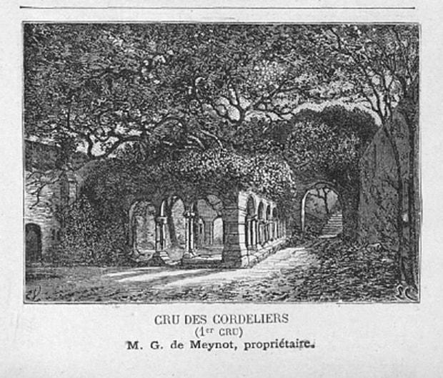 Cru des 1750 Cordeliers
